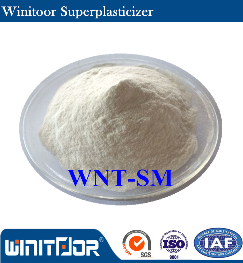 Sulphonate Melamine Formaldehyde Resin Superplasticizer for grounting